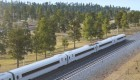 LEADERS WELCOME HIGH SPEED RAIL