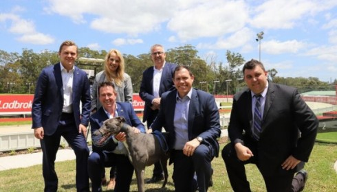 GOSFORD GOES TO THE DOGS AGAIN