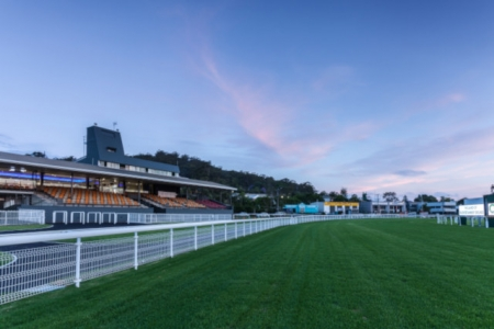 Gosford Race track.