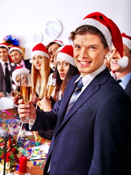 How to advance your career prospects at the work Christmas party