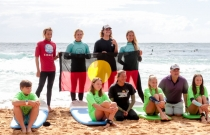 INDIGENOUS IN SURF PROGRAM